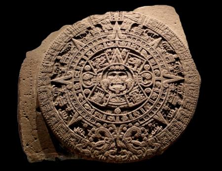 Calendario solar azteca imagui for Del sol horario